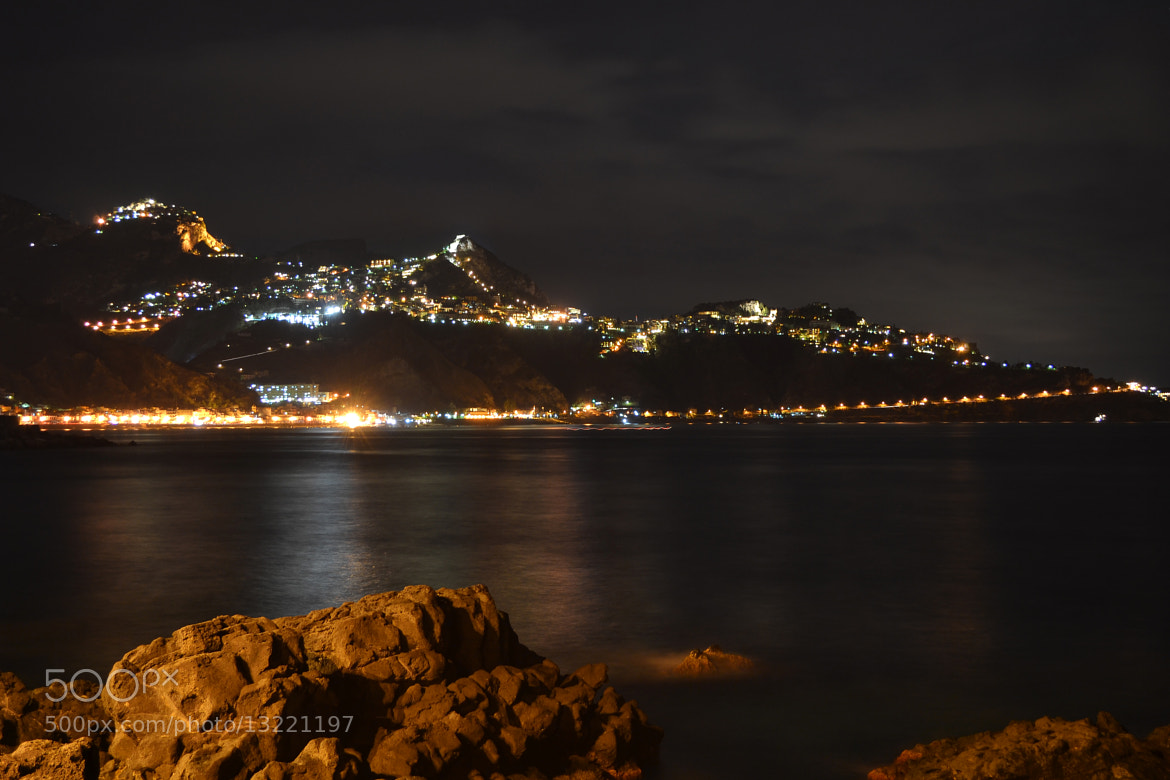 Photograph City lights by Salvo Mangiaglia on 500px