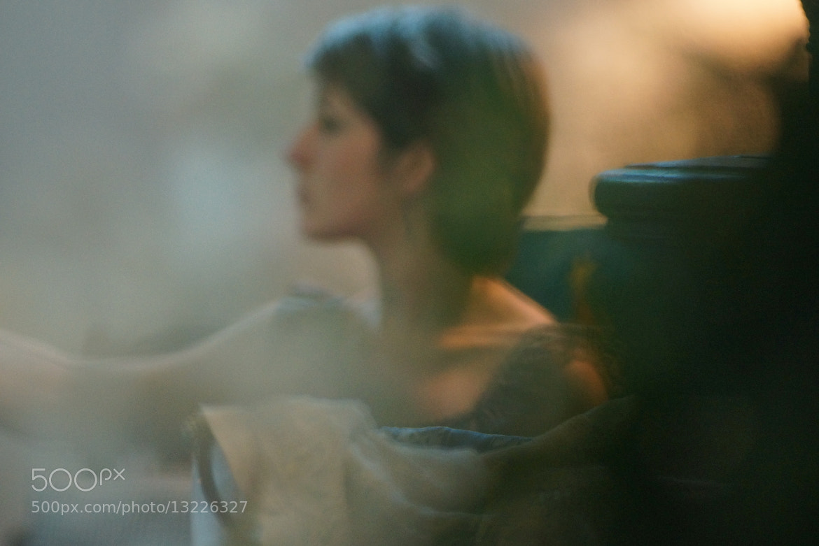 Photograph painting the painter by Michaela Wendland on 500px