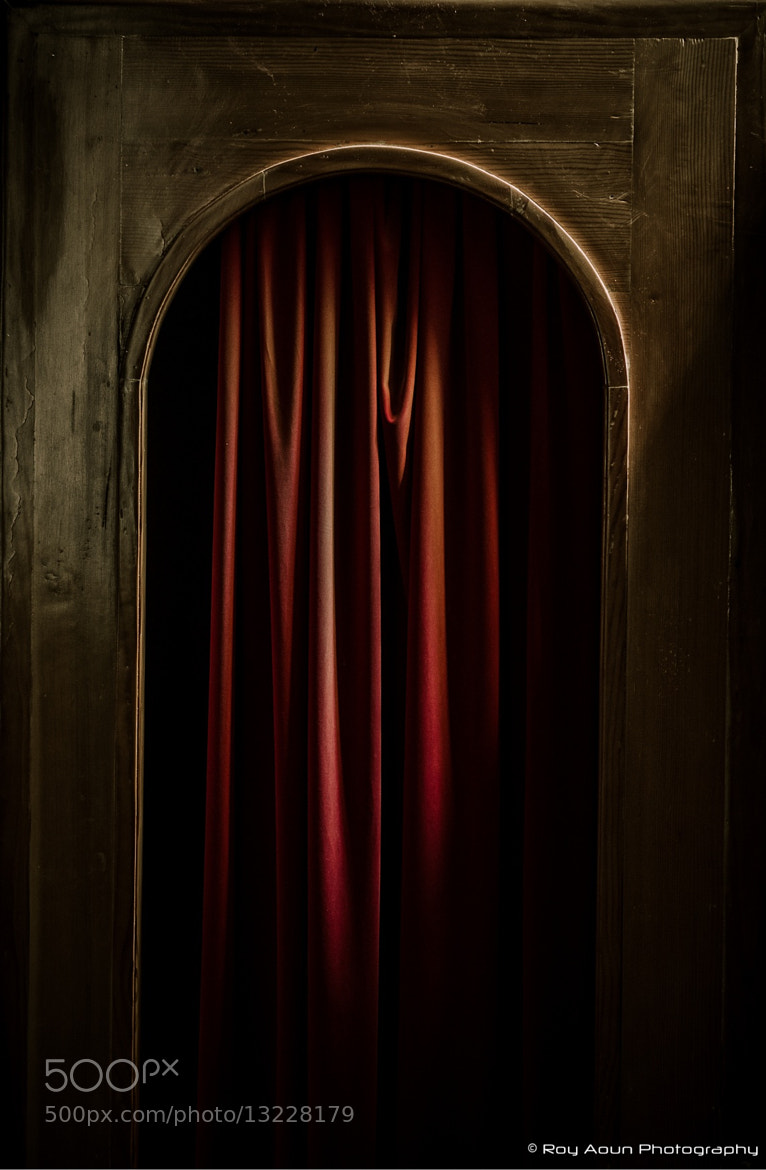 Photograph Confession Door by Roy Aoun Sanchez on 500px