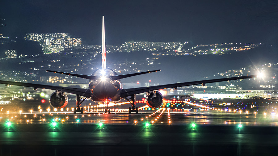 Night Show by Azul Obscura on 500px.com