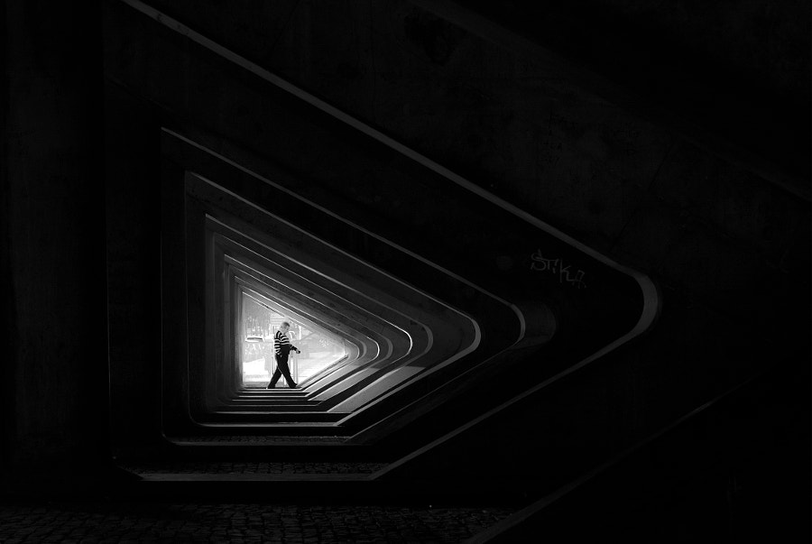 intersections by Nuno A on 500px.com