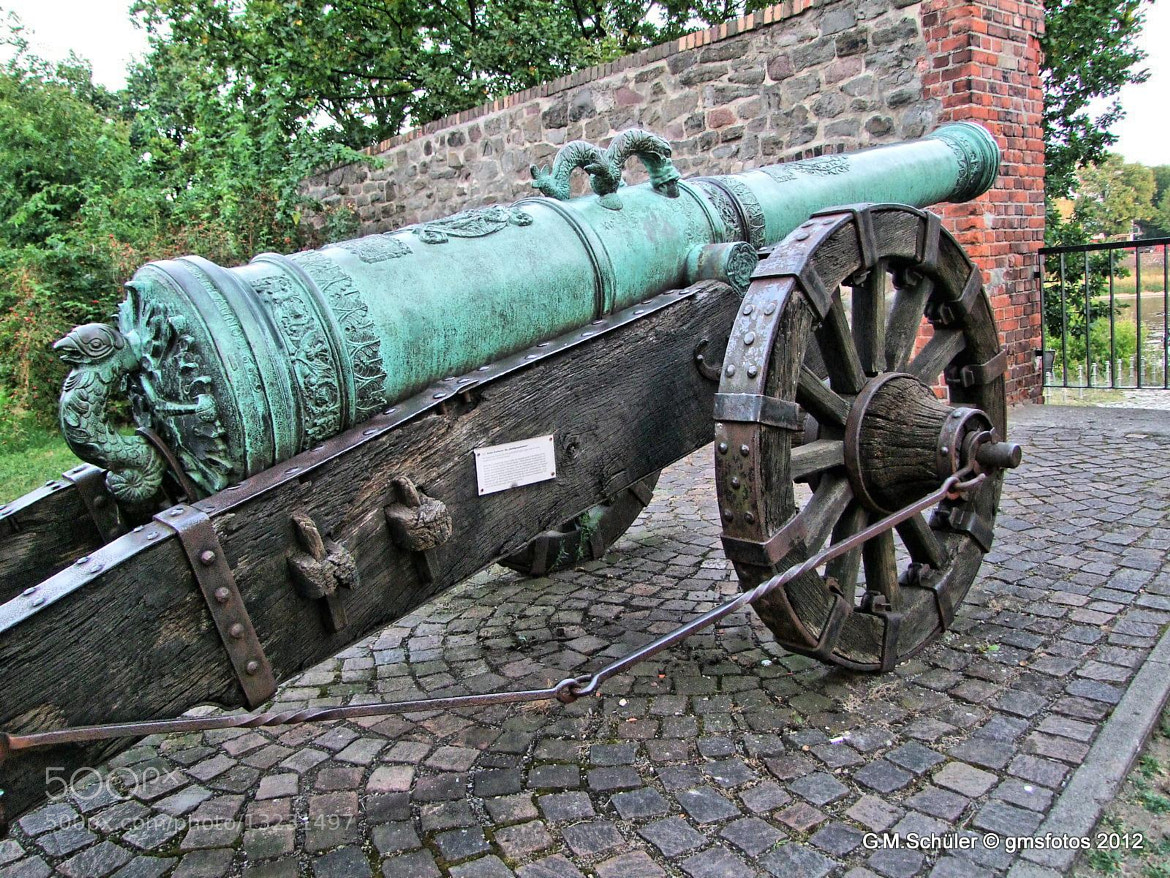 Photograph Old Cannon by G. Matthias  Schüler on 500px