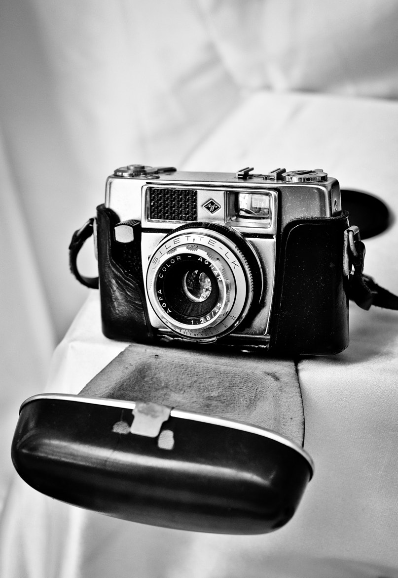 Photograph Vintage camera by Pierre Meunier on 500px