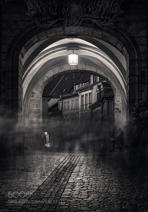 Photograph Ghosts by Michael  Breitung on 500px
