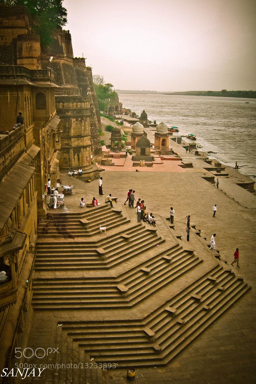 Maheshwar Temple By Sanjay Padmanabhan 500px