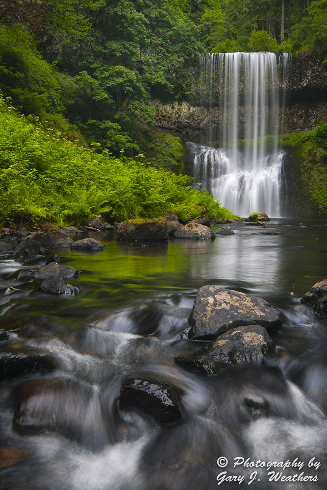 Photograph Lower South Falls by Gary Weathers on 500px