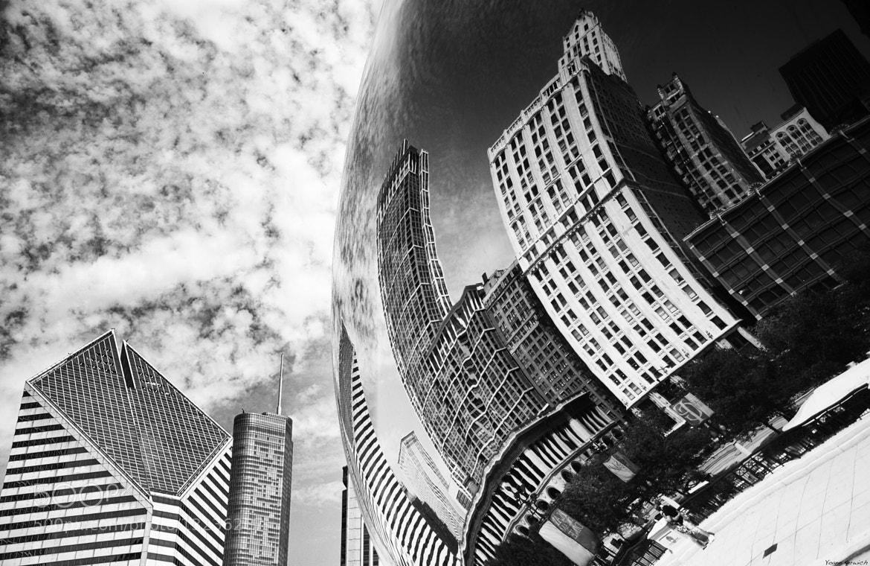 Photograph Cloud Gate by Yoann Kerwich on 500px
