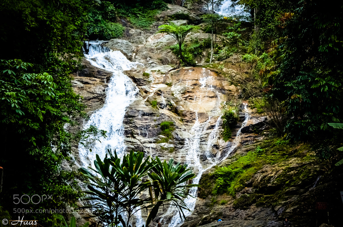 Photograph Waterfall by HC  Photos on 500px