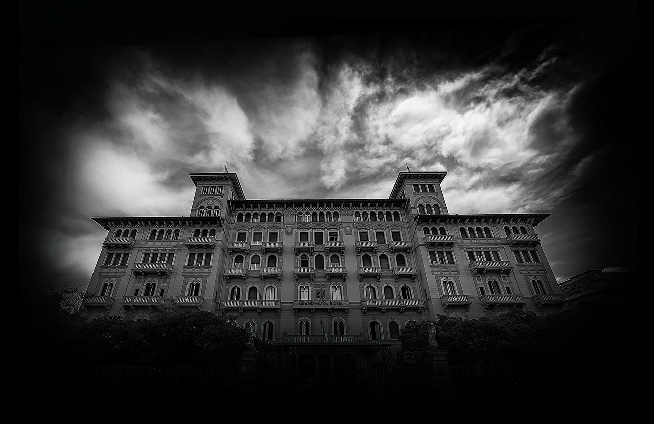 Photograph Grand'hotel Royal by Roberto Paglianti on 500px