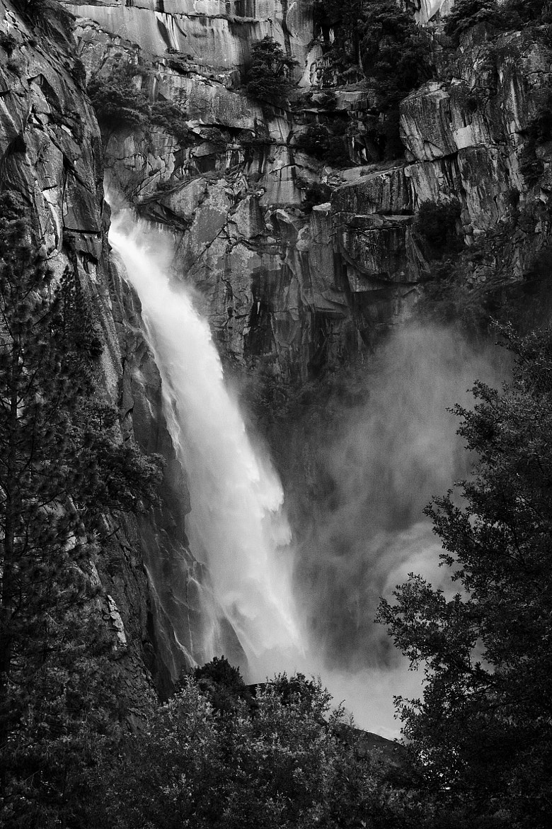 Photograph Yosemite waterfall by Steven Bley on 500px