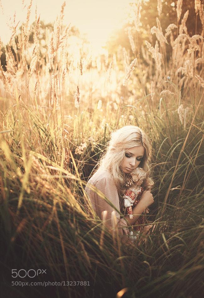Photograph Kate by Anton Poznyak on 500px