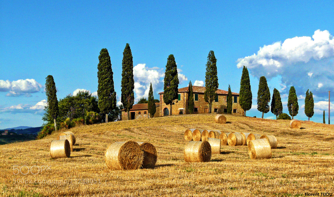 Photograph Postcard from Toscana by Florent TIJOU on 500px