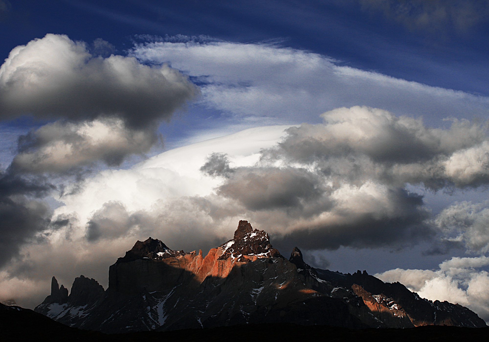 Photograph Cuernos del Paine by Tim T on 500px