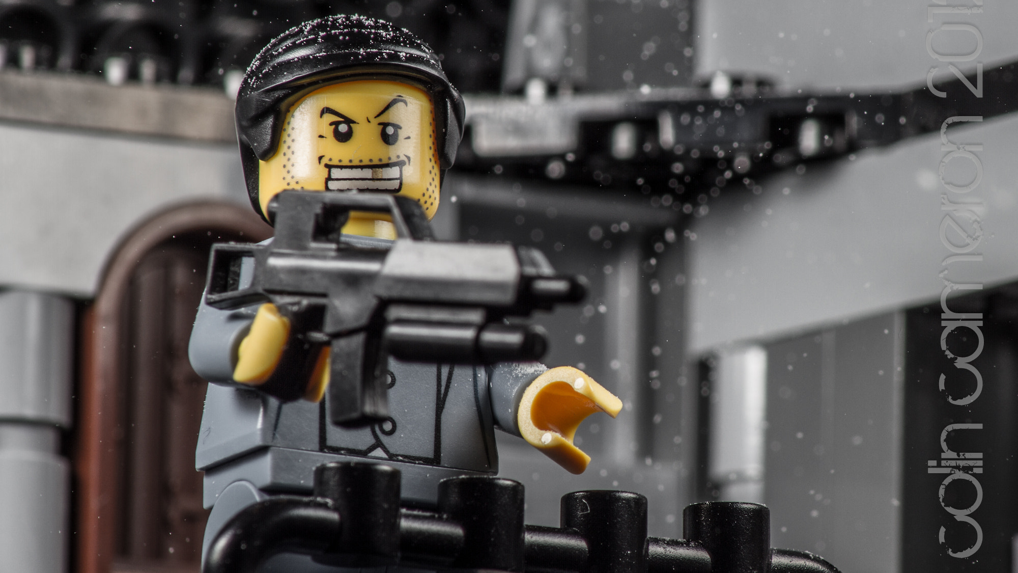 Photograph Lego Scarface - Say hello to my Lego friend by Colin Cameron on 500px