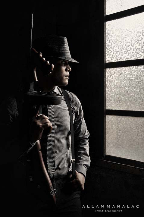 Photograph GANGSTER by allan manalac on 500px
