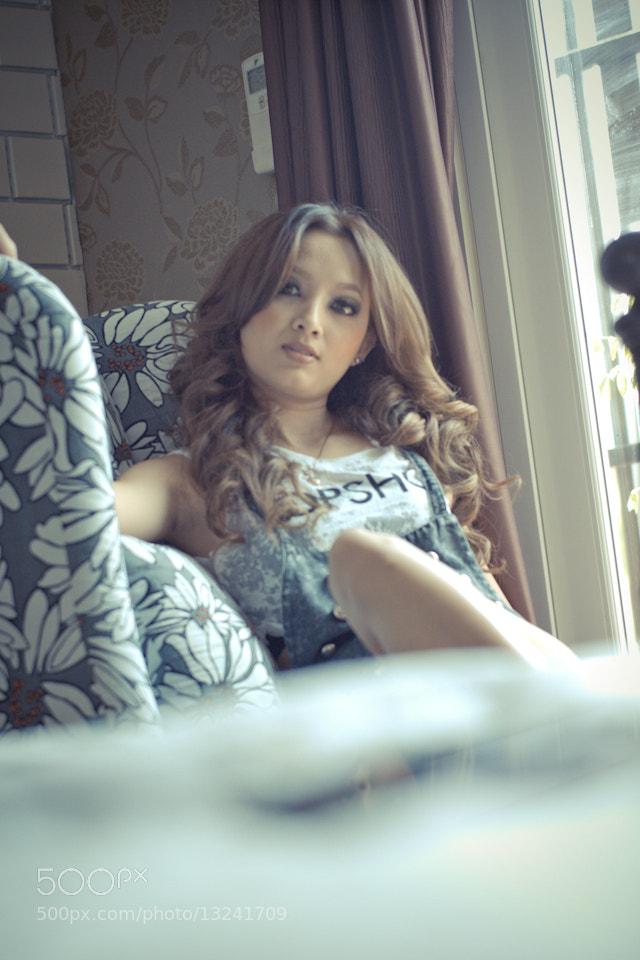 Photograph Thai Female Model by Foto Pretty on 500px