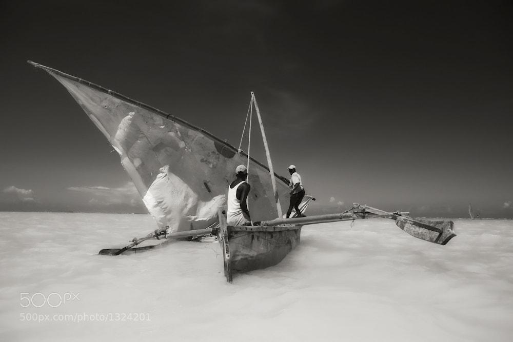 Photograph Zanzibar Sailing by Mario Moreno on 500px