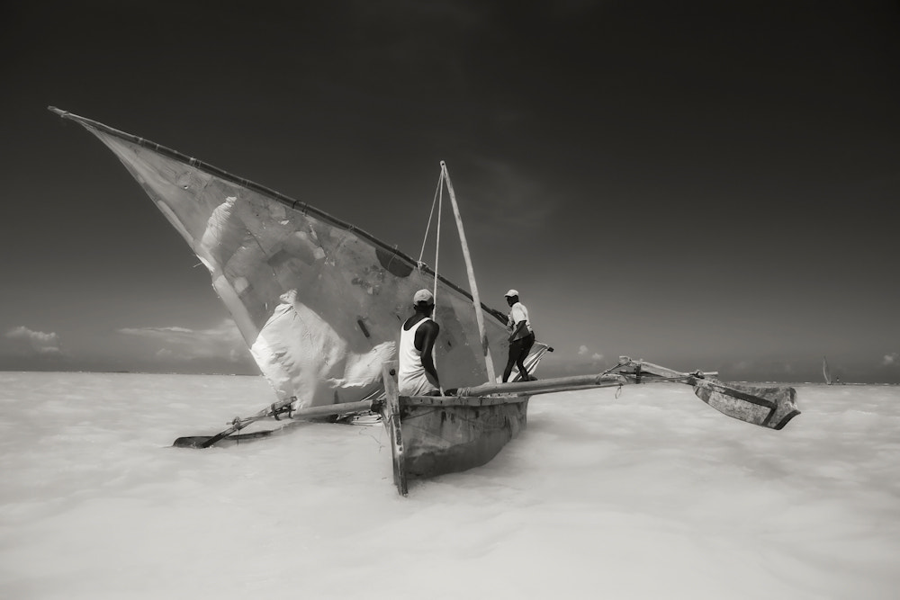Photograph Zanzibar Sailing by Mario Moreno on 500px
