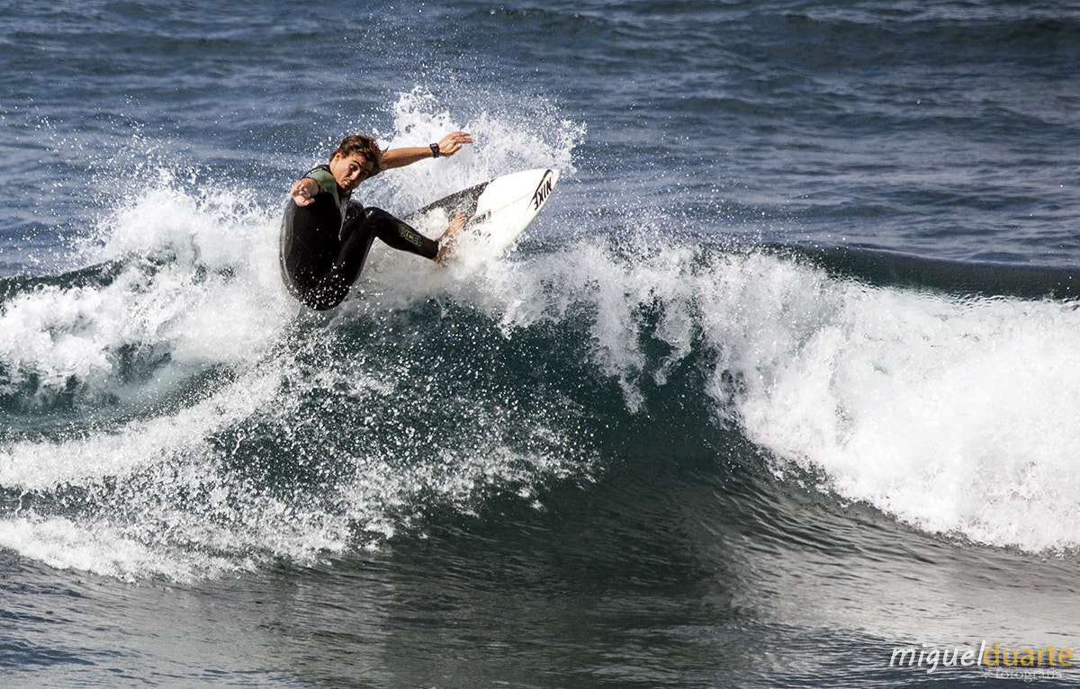 Photograph SATA Airlines Surf Azores Islands Pro 2012  by Miguel Duarte on 500px