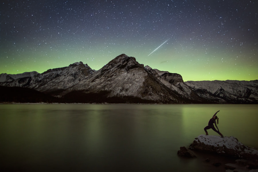 Astroyoga by Paul Zizka on 500px.com
