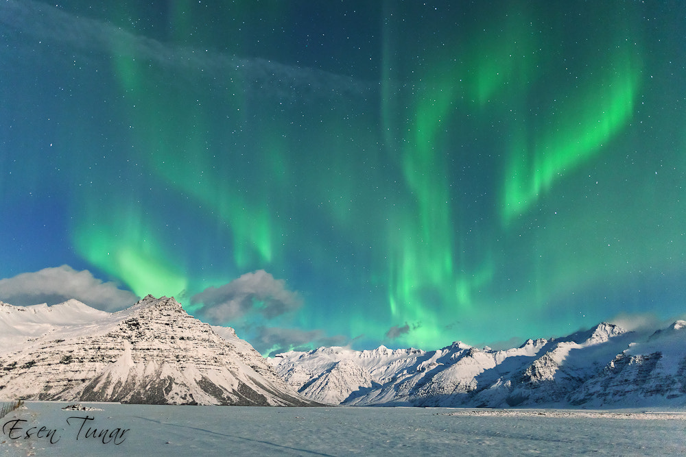 Photograph Northern Lights by Esen Tunar on 500px