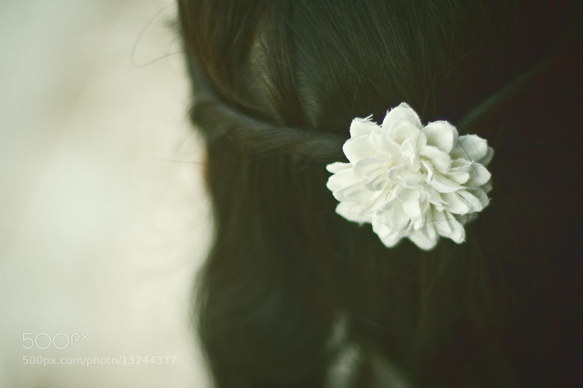 Photograph Flowers in your hair..  by AbdulRahman Al-Zoubi on 500px
