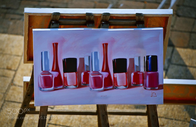 Photograph nail's polish ..   by Hamid alroshoud on 500px