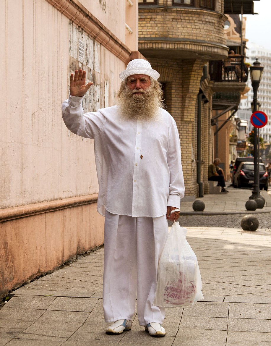 Photograph A religious from Batumi by Ahmet Yeşil on 500px