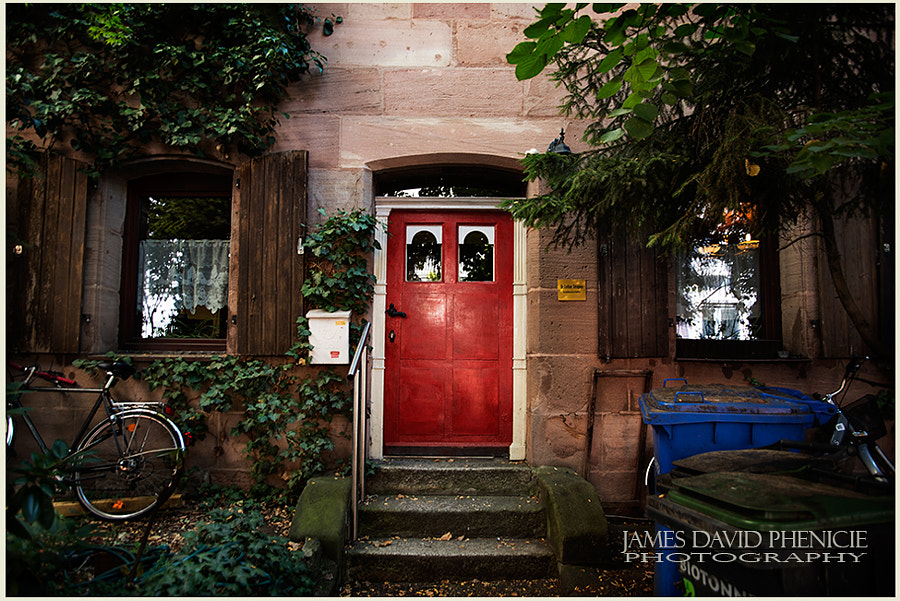 Dr Lothar's Red Door