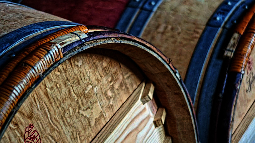 Photograph Barricas de vino. Wine barrels.       by Hikergoer H.G. on 500px