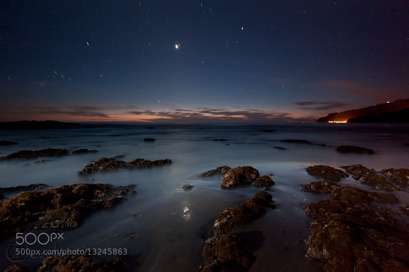 Luces en la costa by Jose Concepcion Feliciano (Jocefe) on 500px.com