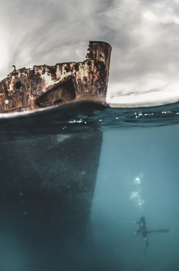 WRECK by Marjan Radovic on 500px.com