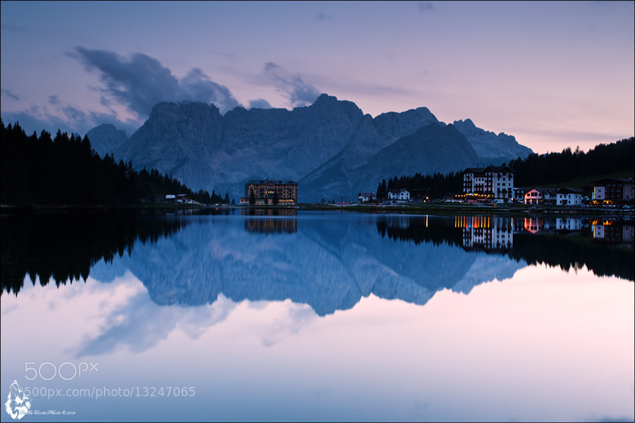 Photograph Misurina ..... by Alfonso  Della Corte  on 500px