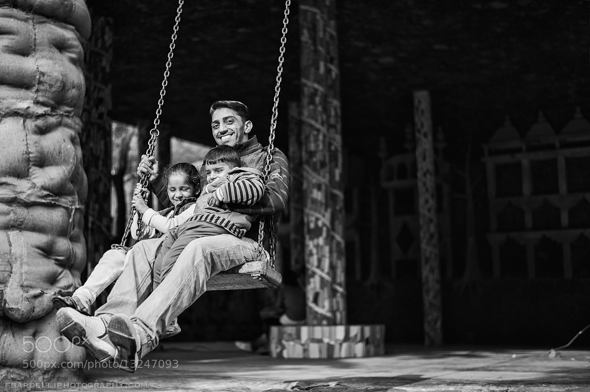 Photograph Playing by Fabien Bardelli on 500px