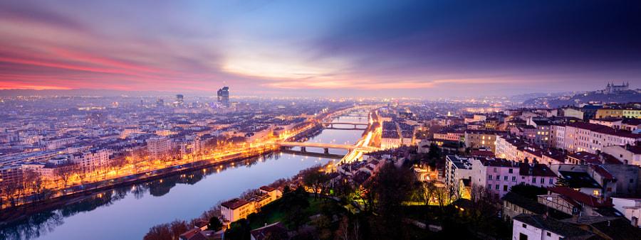 Lyon Sunrise (Again)