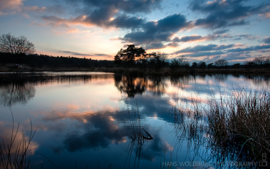 Photograph Limburg Sunset by Hans Woltering on 500px