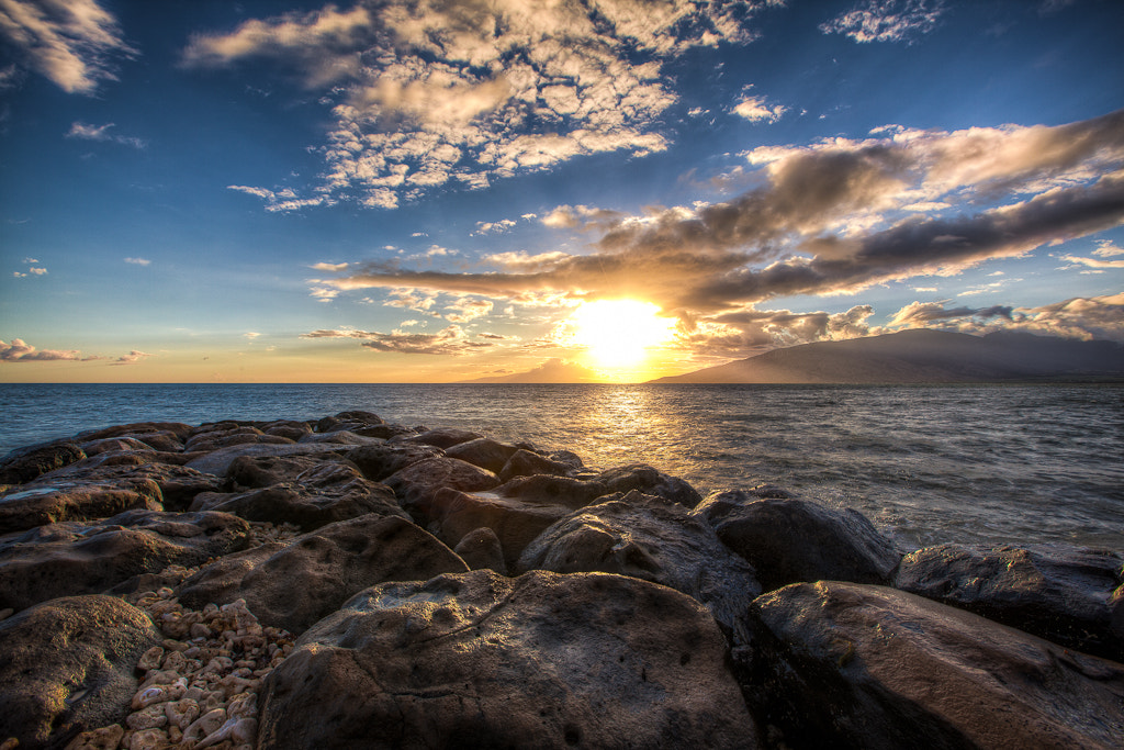 Photograph Sunset in Maui by  W Brian Duncan on 500px
