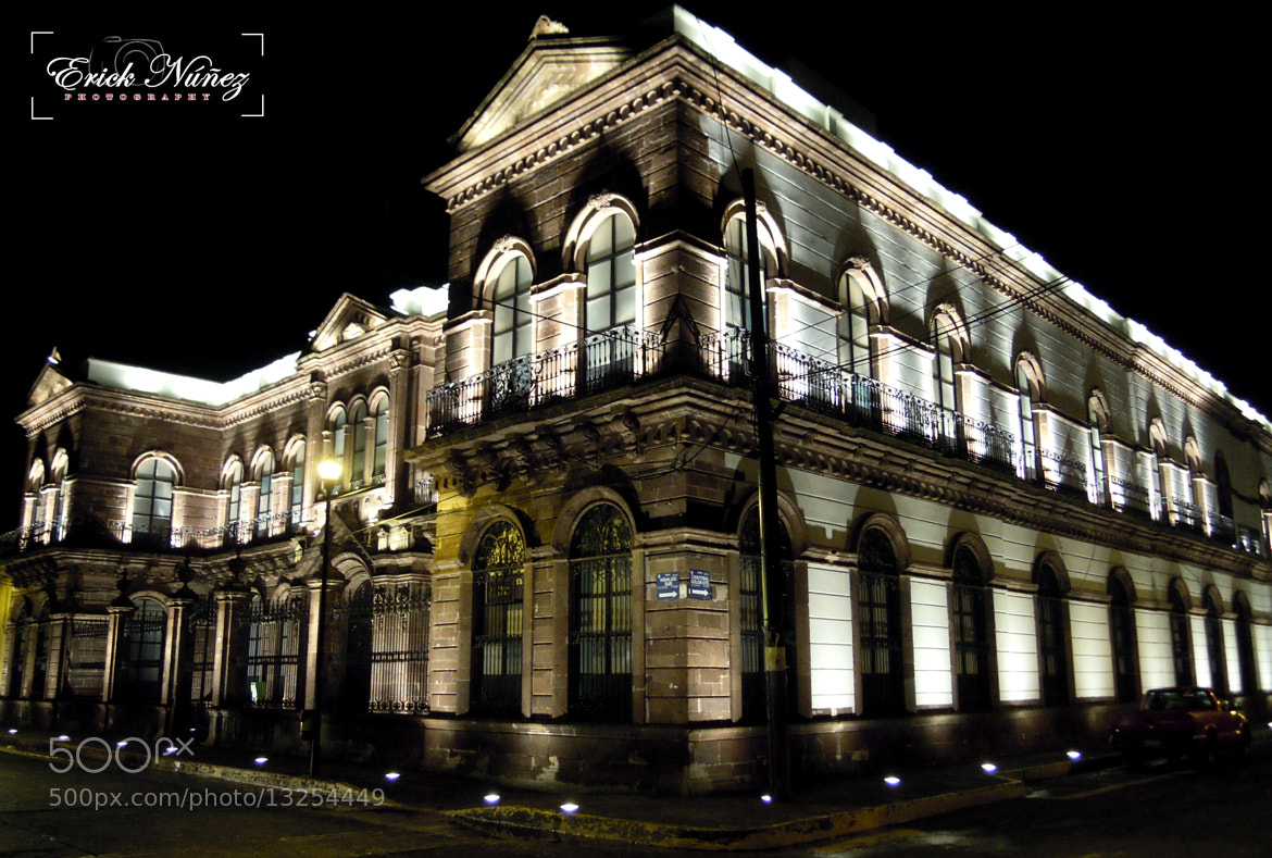 Photograph Edificio De Correos by Erick  Núñez on 500px