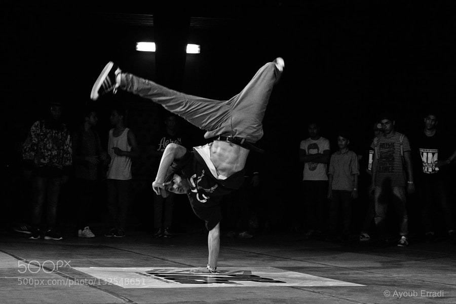BreakDance Position by AyoubErradi