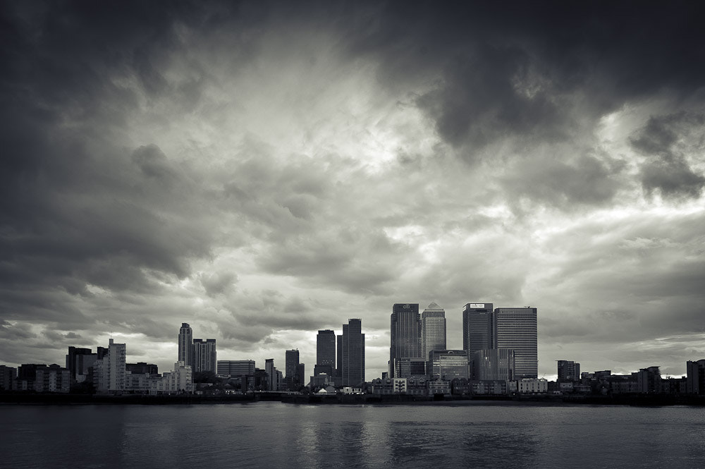 Photograph Canary Wharf by Chris Kench Photography on 500px