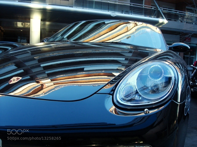 Photograph porsche by Hugo Desch on 500px