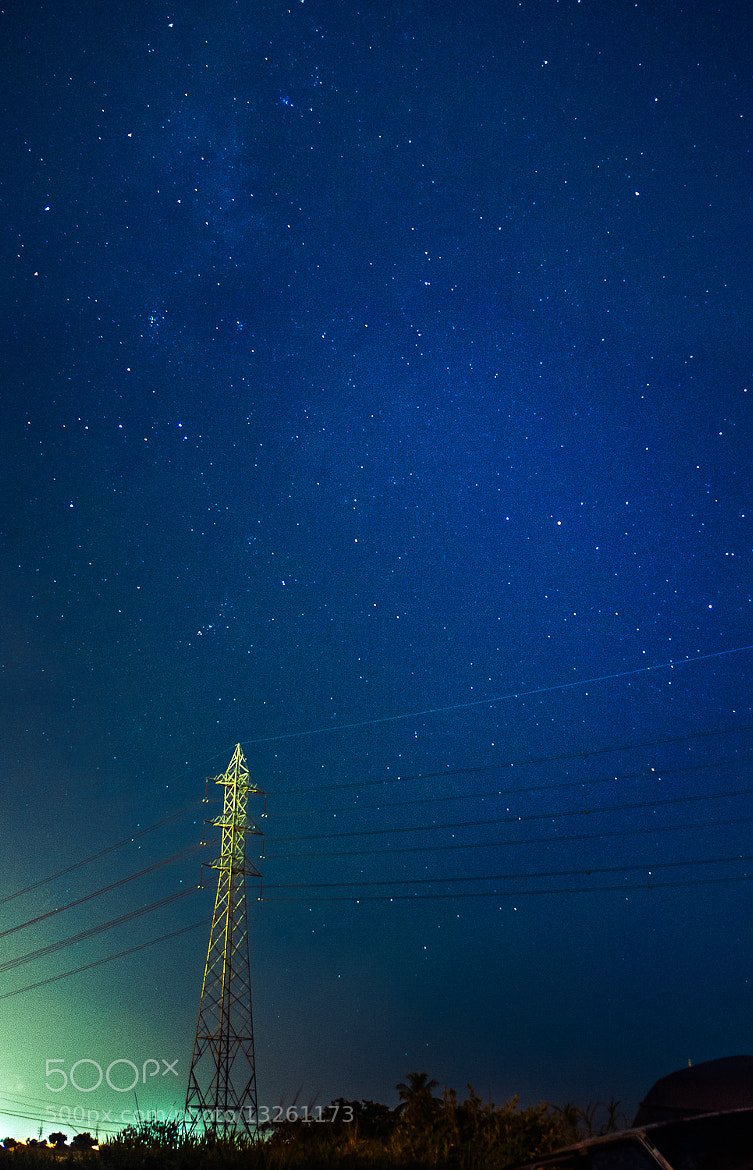 Photograph Some stars in the night sky by Roger Seepersad on 500px