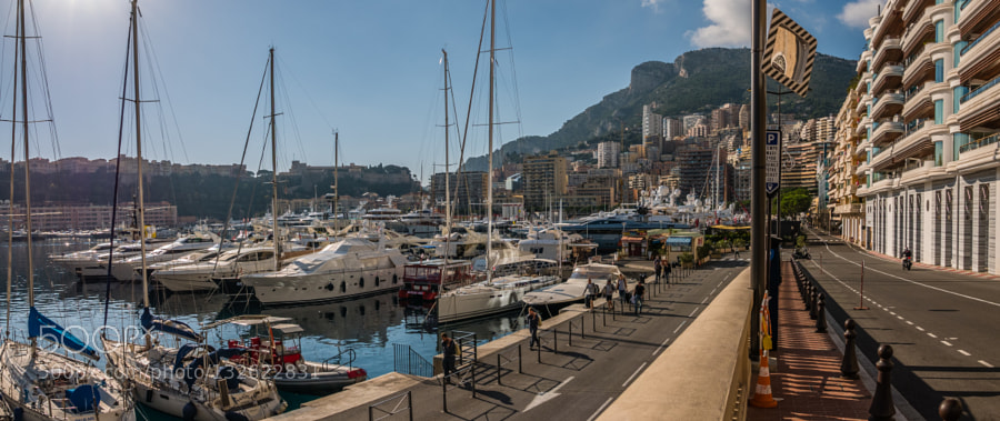 Monaco by 6sycamor
