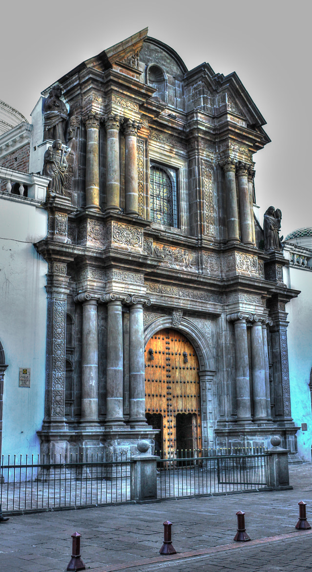 Photograph El Sagrario - Quito by Wilo Enríquez on 500px