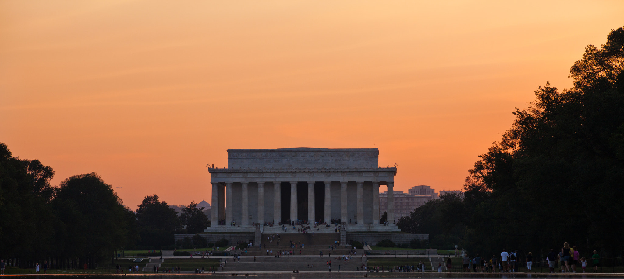 Photograph Abraham Lincoln Memorial by Steve Lee on 500px