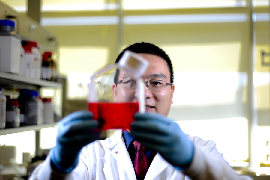 Biomedical Engineer Zhen Gu is named to the Tech R