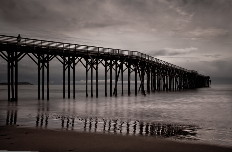 Photograph The San Simeon Pier (4) by Joseph Fronteras on 500px