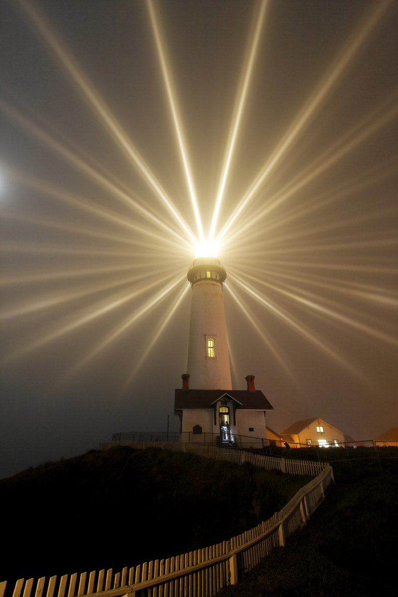 Photograph Pigeon Point Lighthouse by Xavier Cohen on 500px