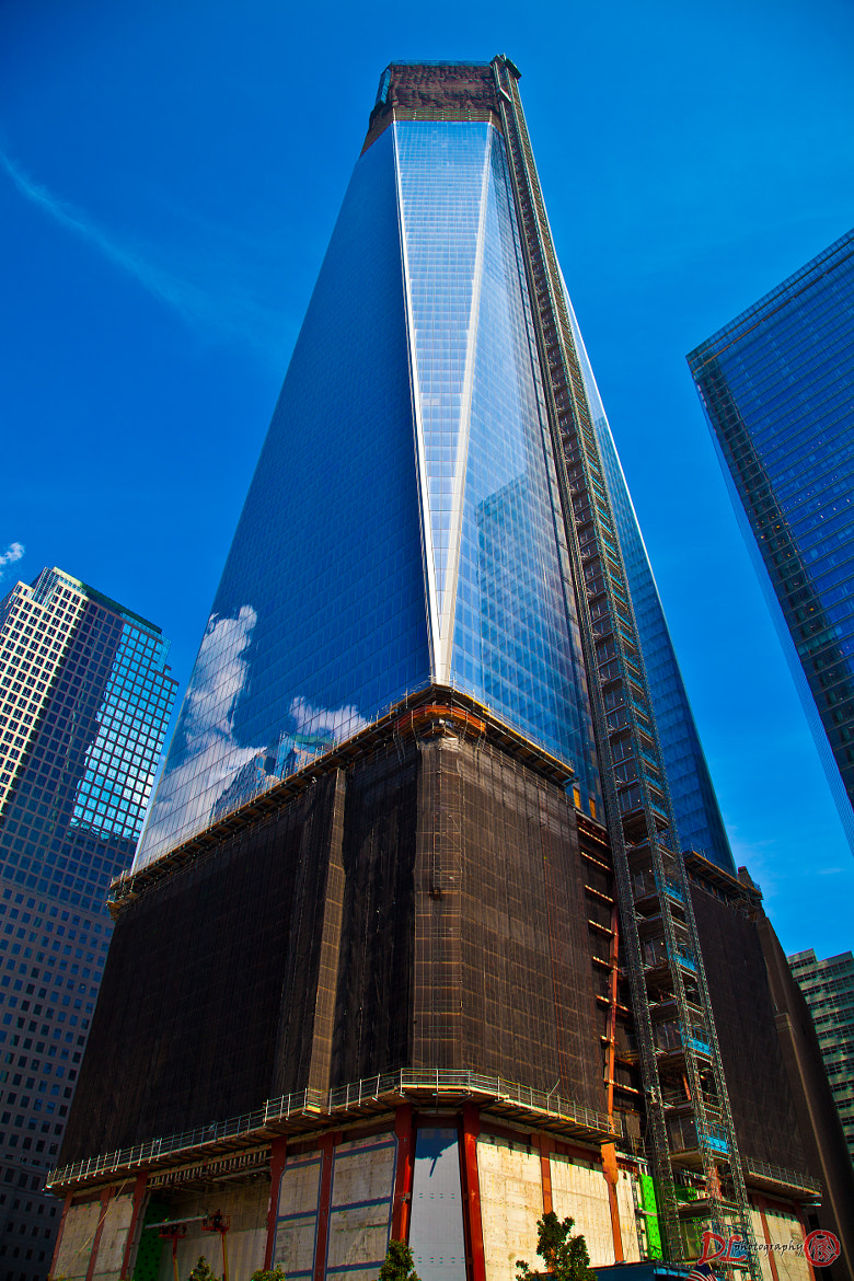 Photograph Freedom Tower in progress by Ding Luo on 500px