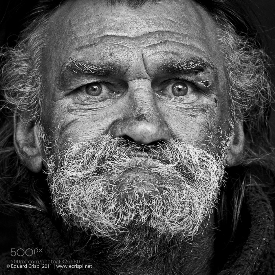 Photograph Homeless by Eduard Crispi on 500px